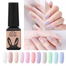 online shop sweet cheese nail gel polish 12 ice cream color soak