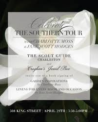 the southern tour comes to charleston the scout guide