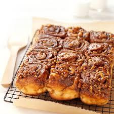 molasses pecan sticky buns recipe taste of home