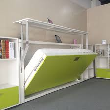 Folding Bed Mechanism Horizontal Murphy Bed With Study Table Murphy Bed With Wall Bed