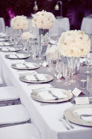 silver wedding plates 18 best silver pearl charger plates images on