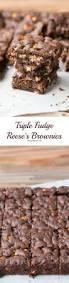 Ina Garten Brownies Triple Fudge Reese U0027s Brownies Oh Sweet Basil