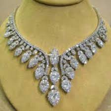 diamond set diamond jewellery set in vadodara gujarat manufacturers