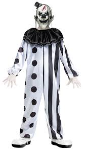 scary costumes for kids scary clowns boys fancy dress horror joker circus kids