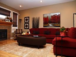 living room red couch livingroom living room with red couch pictures sofa decorating
