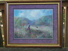 home interiors and gifts framed home interior floral picture ebay