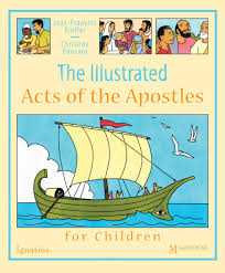 the illustrated acts of the apostles for children hardback jean