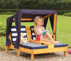 price droppped on the kidkraft outdoor double chaise lounge