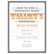 birthday party invitations birthday party invitations custom designs from pear tree