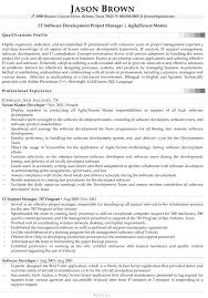 project manager resume templates word best cover letter ideas on