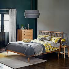 Ercol Bed Frame Ercol For Lewis Shalstone Bedroom Furniture Mrsd Daily