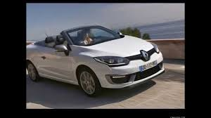 2015 renault megane coupe cabriolet youtube