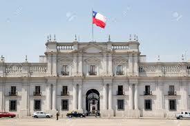 Chile Santiago Flag Flag Of Chile On The La Moneda Palace Santiago De Chile Chile