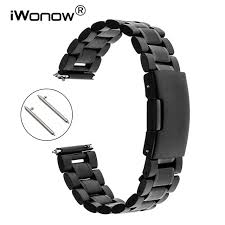 armani steel bracelet images Quick release stainless steel watch band 18mm 20mm 22mm for timex jpg
