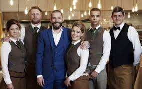 Where is the First Dates restaurant  how can you visit it and will     The Sun First Dates waiting team