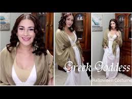 Goddess Halloween Costume Greek Goddess Halloween Costume Diy Minute