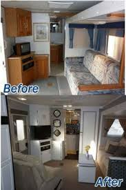 rv remodeling ideas photos 100 amazing rustic rv interior remodeling design hacks ideas decomg