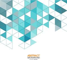 Vector Background Modern Pattern | triangle pattern modern vector backgrounds free vector in