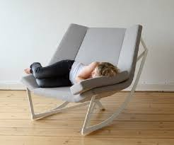 flexible padded rocking chairs design by markus krauss home
