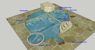 Natural Pools by Designing A Natural Pool With Fish Habitat St Louis Renewable