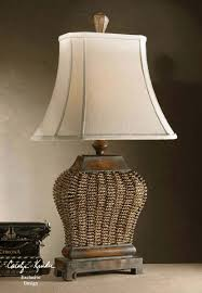 Rattan Table Lamp Uttermost 27502 Augustine Rattan Table Lamp Popular Lamp With