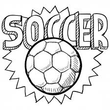 Soccer Coloring Pages Google Search Coloring Pages Pinterest Soccer Coloring Page