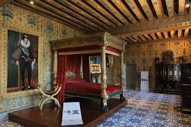 chambres d h es blois les appartements royaux château royal de blois