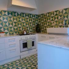 amazing cement tile kitchen floor ideas cement tile kitchen