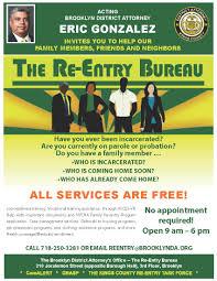 am agement d un bureau reentry the district attorney s office