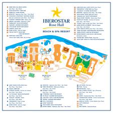 Map Of Kingston Jamaica Iberostar Rose Hall Beach U2013 Montego Bay Transat
