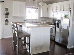 Pictures Of L Shaped Kitchen With Island Shaped Kitchen Home - Small kitchen white cabinets