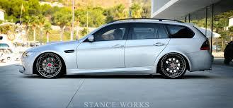 bmw wagon stance unicorn stanceworks