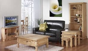 Rustic Living Room Furniture Wooden Living Room Set Wood Living Room Sofa And Table In Small