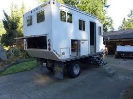 survival truck camper paul jensen fuso renovation