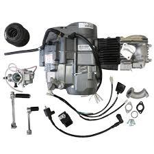 140cc 4 stroke lifan engine motor kick start for atv quad dirt pit
