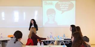 light up your brain epoka university news light up your brain project cycle
