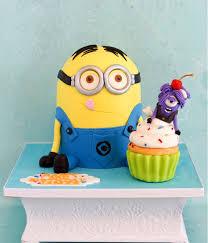 minion birthday cake ideas top minion cakes cakecentral