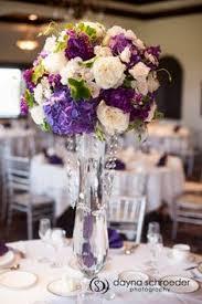 Violet Wedding Flowers - purple reception wedding flowers wedding decor wedding flower