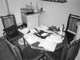 Si E De Die Stasi Fotografierte Bei Wohnungsdurchsuchungen Zimmer So Wie