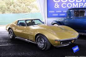 how much is a 1969 corvette stingray worth 1968 chevrolet corvette stingray l88 coupe supercars