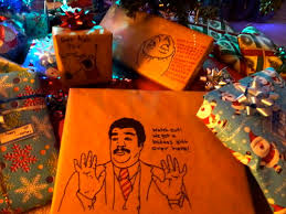 Wrapping Presents Meme - 19 times present wrapping was taken to the next level smosh