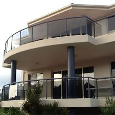 toughened laminated glass balustrade tempered glass handrails