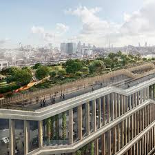 google finally reveals its plans for london hq by big and heatherwick
