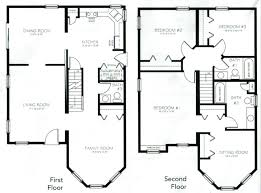modern 2 house plans house 2 floor plans view small house 2 bedroom floor plans