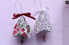 german bell paper ornament youtube