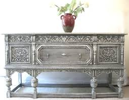 Antique White Sideboard Buffet by Best 25 Sideboard Cabinet Ideas On Pinterest Retro Furniture