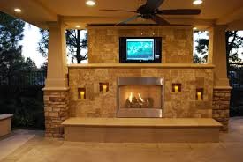 Outdoor Fireplace Design And How To Build It Elegant Outdoor - Fireplace wall designs