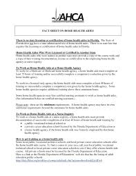 Healthcare Resume Cover Letter Health Care Aide Sample Resume System Validation Engineer Cover