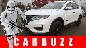 2017 nissan rogue star wars unboxing 2017 nissan rogue one star wars limited edition youtube