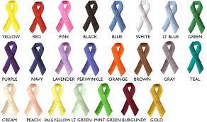 custom awareness ribbons embroidered awareness ribbon appliques